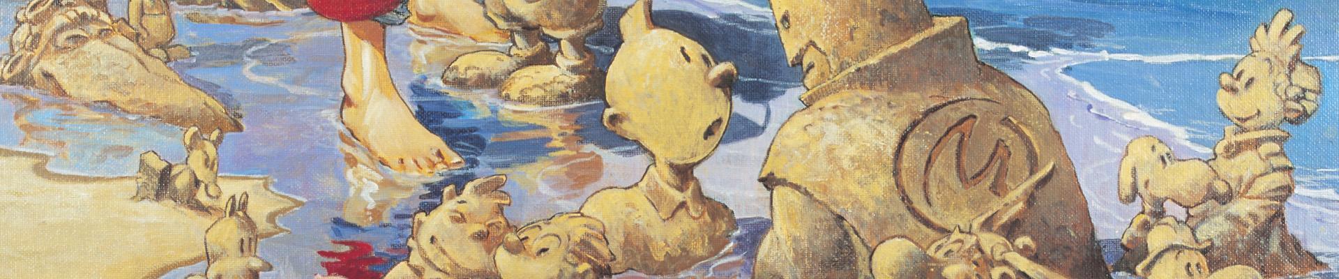 Illustration Loisel Quai des Bulles