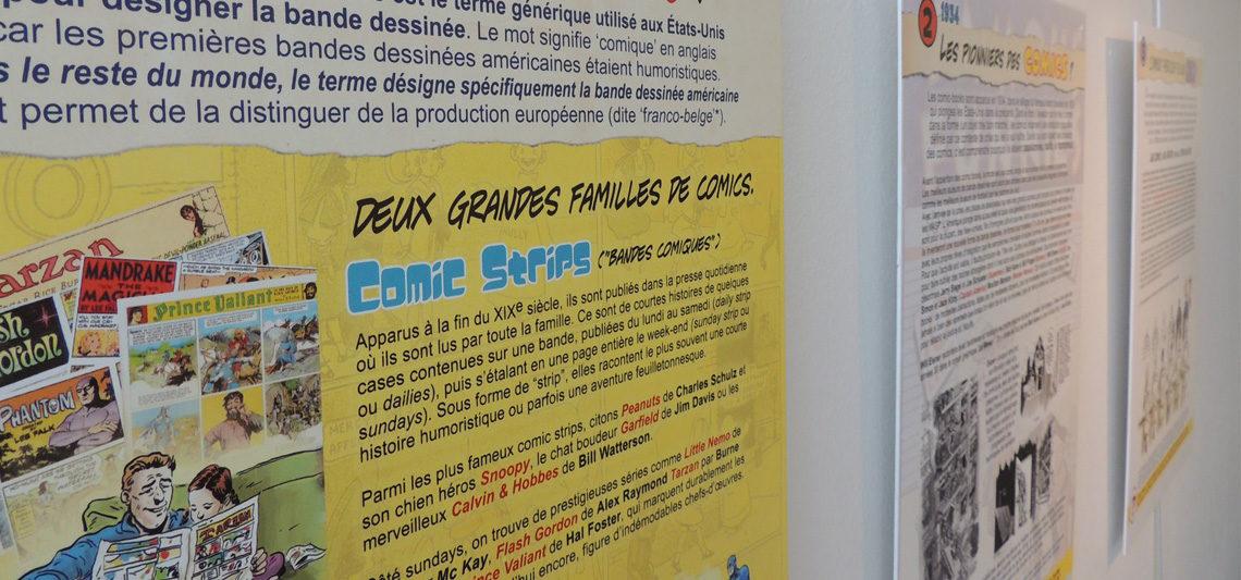 expo comics