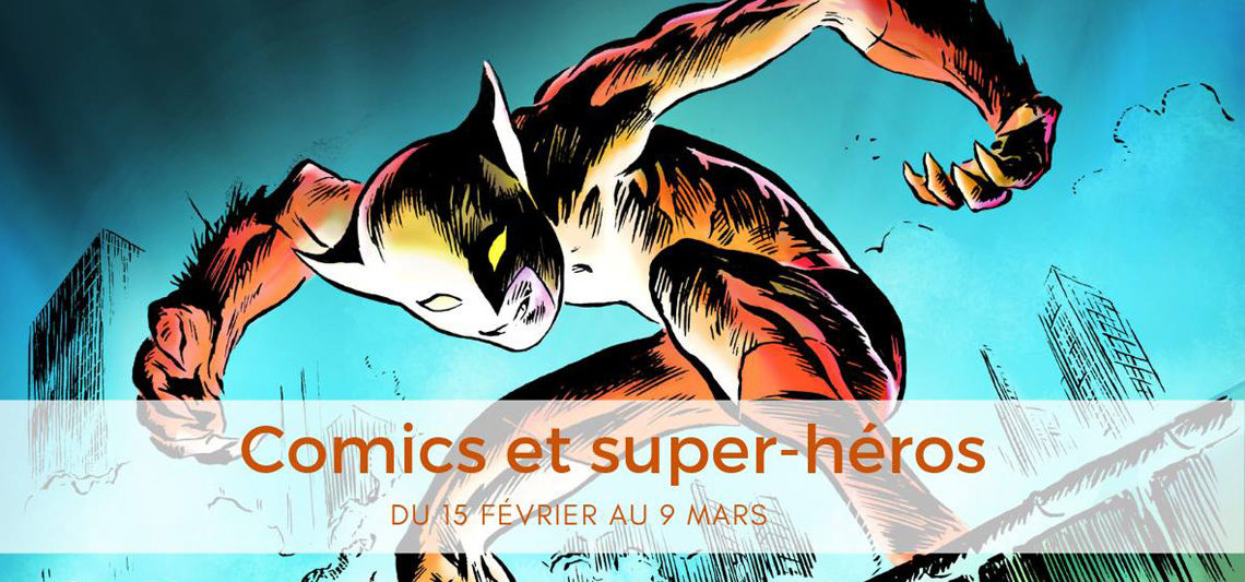 L'expo « Comics » à Bouguenais
