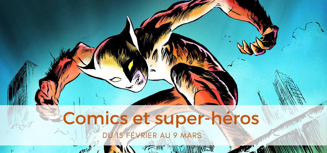 L'expo «Comics» à Bouguenais