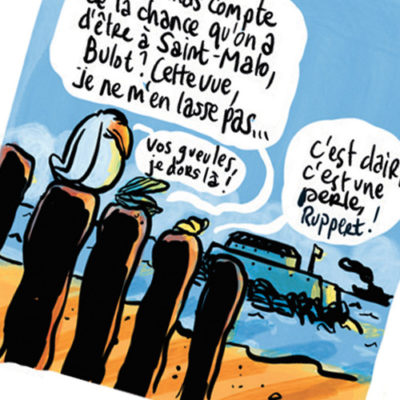 2019 - Strip 1 terreur