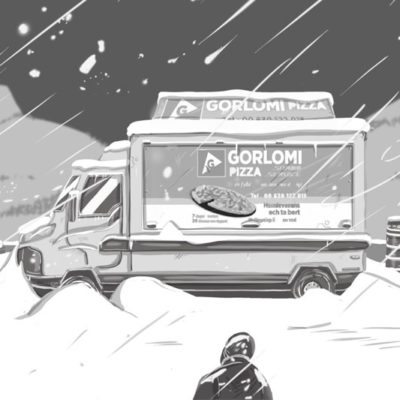 Camion pizza (c) Amaury Favier